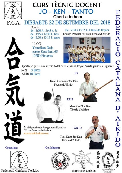 Curs d'Aikido